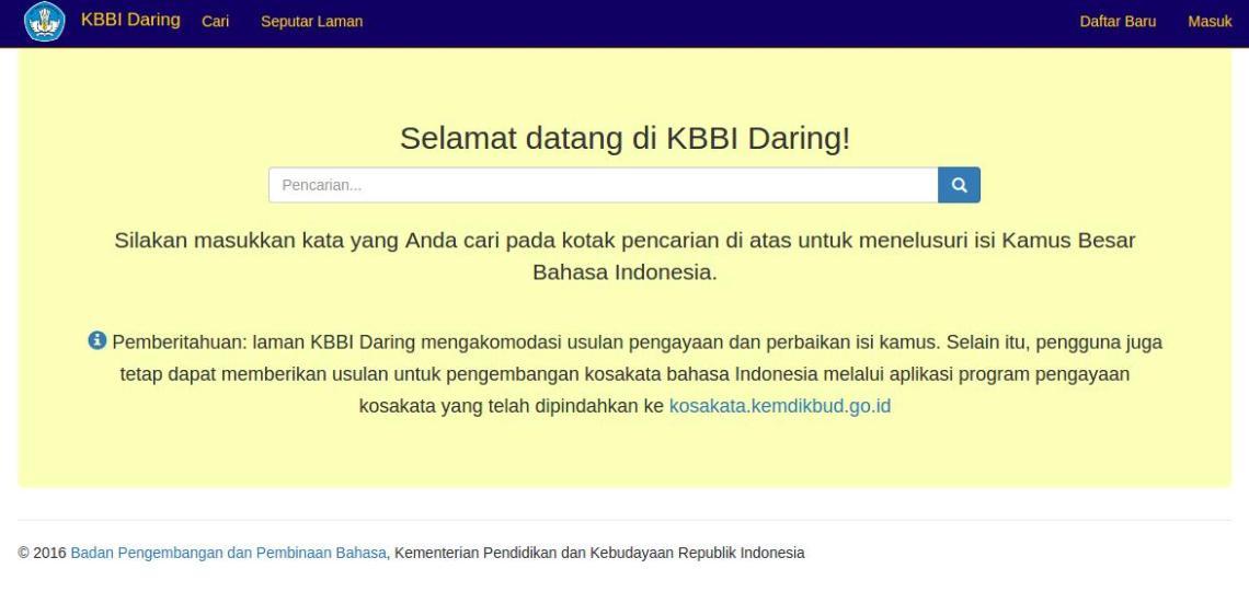 KBBI Daring